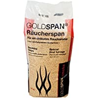 GoldspanRäuchermehl B 7/20 exclusiv 15kg Körnung 1,0-2,8mm