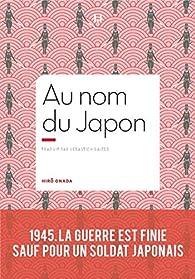 Au nom du Japon par Hirô Onoda
