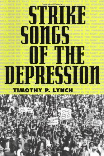 Strike Songs of the Depression (American Made Music) (English Edition)