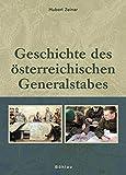 Geschichte des österreichischen Generalstabes