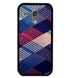 PRINTVISA Abstract Pattern Case Cover for Motorola Moto G