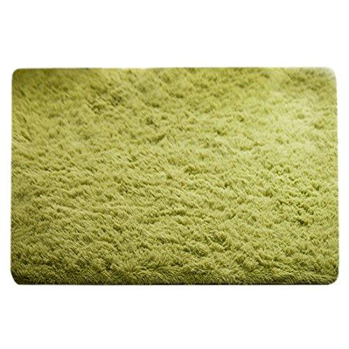 Ai.Moichien Multi-Größe Anti-Rutsch Kein Shed Wohnzimmer Weiche Teppiche Boden Matte Shaggy Bereich Teppich Multi Farbe -