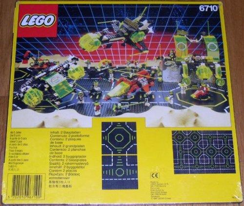 LEGO System 6710 Start- und Landeplatten (Lego Mission Mars-sets)