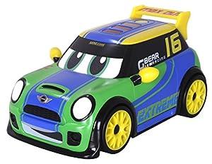 Golden Bear Ir Mini PowerBoost Racer - Coche verde DVD