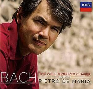 Bach:Wohltemperierte Clavier 1 [Import USA]