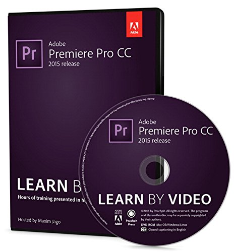 Adobe Premiere Pro CC Learn by V...