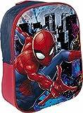 Star Licensing Disney Spiderman Zainetto per Bambini, 29 cm, Multicolore