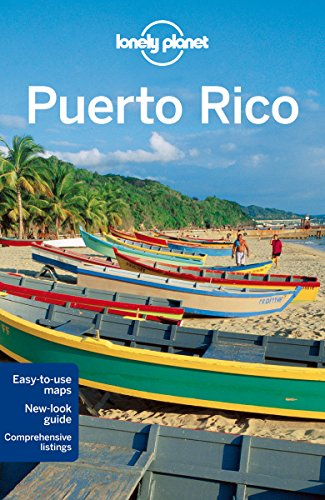 Lonely Planet Puerto Rico (Travel Guide) por Lonely Planet
