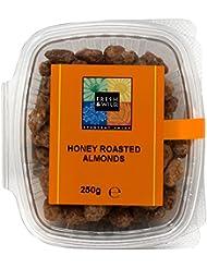 Whole Foods Market Honey Roasted Almonds, 250 g