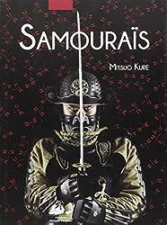 Les samouraïs, histoire illustrée