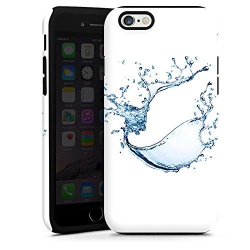 Apple iPhone 4 Housse Étui Silicone Coque Protection Eau Water Tache Cas Tough terne