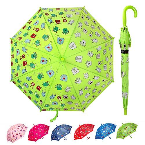 IMucci Paraguas cambiante de Color para niños