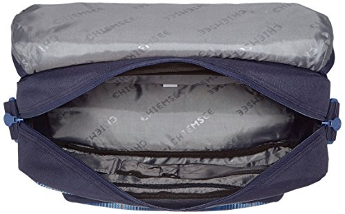 Chiemsee Borsa a tracolla unisex borsa da Shoulderbag, Messenger Bag, Borsa Plaid Blazing, Unisex, Umhängetasche Shoulderbag, Ethno Splash, 39 x 13 x 28 cm, 15 Liter Plaid Regatta