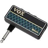 Vox amPlug2 AP2-MT Gitaarhoofdtelefoon Bass Plug, Zwart