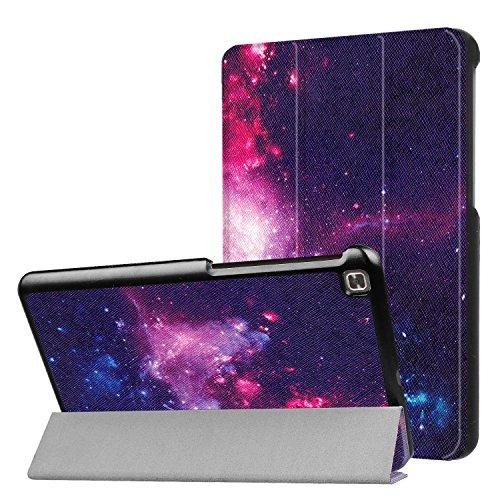 LG G Pad IV 8.0/G Pad X28.0FHD Fall, ratesell Slim Fit Haltbar Premium Leder Folio Schutzhülle für LG G Pad IV 8.0/V533(Kanada), GPAD X28.0Plus (T-Mobile) Tablet, Cosmos