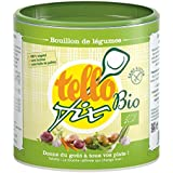 Bouillon de légumes BIO Tellofix sans gluten 340g