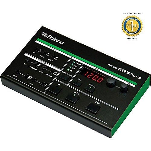 Roland AIRA SBX-1 Caja de sincronización