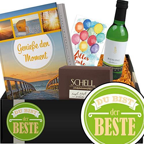 Du bist der Beste ❤ | Geschenkidee Weinliebhaber | bester Freund Geschenk