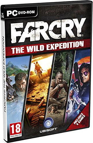 Compilation: Far Cry. The Wild Expedition