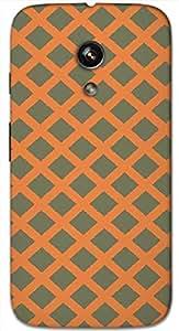 Timpax protective Armor Hard Bumper Back Case Cover. Multicolor printed on 3 Dimensional case with latest & finest graphic design art. Compatible with Motorola Moto -G-1 (1st Gen )Design No : TDZ-22795