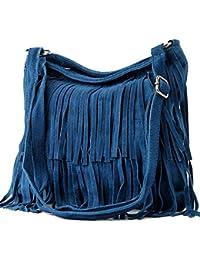 39a2d49785ef7 Suchergebnis auf Amazon.de für  blaue handtasche mit fransen ...
