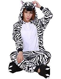 OCHENTA Animal Carnaval Disfraz Cosplay Pijamas Adultos Unisex Ropa De Noche