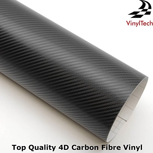 vinyltech-bubble-free-4d-carbon-fibre-vinyl-wrap-top-quality-multi-size-black76x85cm-065sqm