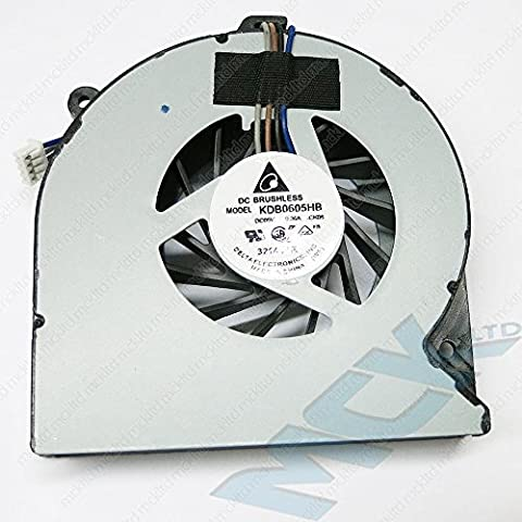 ProBook 4530s 4535s 4730s 6460b EliteBook 8460p 8470p CPU Fan 641839–001646285