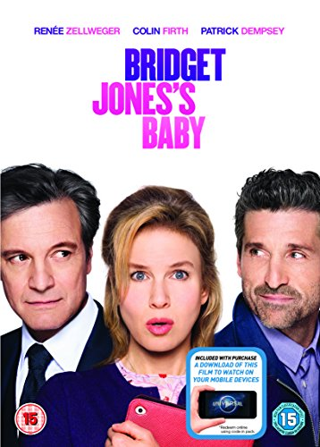Bridget Jones's Baby (DVD + Digital Download) [2016] UK-Import, Sprache-Englisch