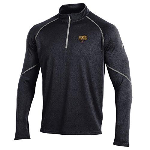Under Armour Herren NCAA leicht Golf 1/4Zip, Herren, Lightweight Golf 1/4 Zip, schwarz, XX-Large -