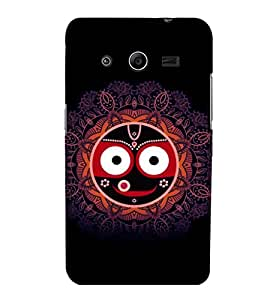 printtech South Indian God Back Case Cover for Samsung Galaxy Core 2 G355H