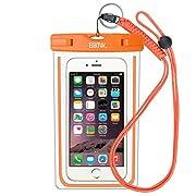 La custodia impermeabile smartphone EOTW è la scelta migliore.  Quale che sia la tua attività: nuoto, tuffi, drifting, scalata, pesca.Il sistema di chiusura Snap Lock Mechanism è facile da usare e sigilla la custodia al 100%. Compatibilià con...