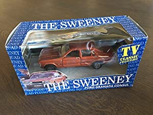 Richmond Toys 1974 The Sweeney Die Cast - Coche Coleccionable