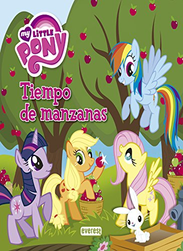 my-little-pony-tiempo-de-manzanas-libro-de-lectura-lecturas-my-little-pony