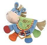 Playgro 0101146 - Toybox Spielbuch mit Beißringen