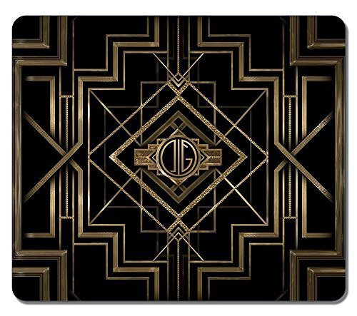 Customized Rectangle Non-Slip Rubber Large Mousepad Gaming Mouse Pad The Great Gatsby 2 Water Resistent Large Mousepad Gaming Pad Large Mouse Pads