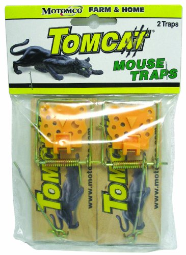 MOTOMCO LTD D Wooden Mouse Trap