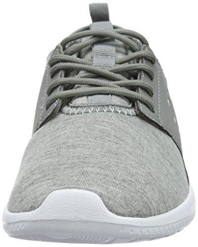 Kappa - Sol, Scarpe da ginnastica Donna Blu (Jersey/grey)