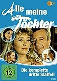 Alle meine Töchter - Die komplette dritte Staffel (3 DVDs)