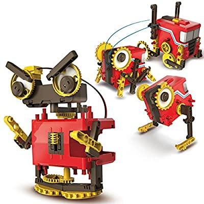 The Source 4 in 1 Robot