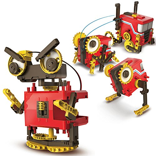 4-en-1-Kit-de-Robot-motorizado-educativo