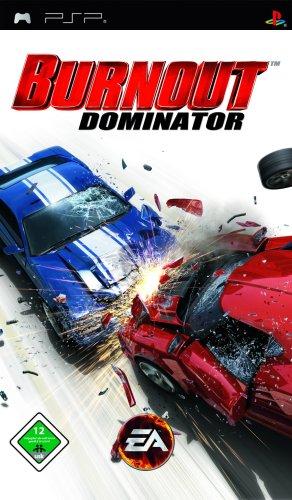 Rennspiele Psp (Burnout: Dominator)