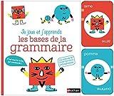 Je joue et j'apprends les bases de la grammaire - Coffret cartes + livre - Dès 7 ans