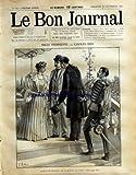 BON JOURNAL (LE) [No 883] du 23/09/1894