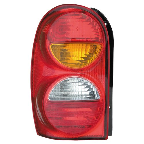 CH2800149 Tail Light Left Side Fits 02-04 JEEP LIBERTY by Eagle Eye Lights - Lights Eagle Eye