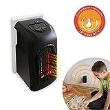 Livington Handy Heater 370 Watt Effektive Keramik Mini Heizung für die Steckdose Das TV Original von Mediashop