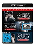 Fifty Shades of Grey - 3-Movie Collection (4K Ultra HD) (+ Blu-ray 2D) Bild