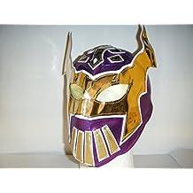 Sin Cara Bambini Zip Up wresting Maschera, colore: viola scuro