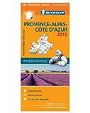 Michelin Karte 527 Wasser- und reißfest, Provence-Alpes-Côte-d'Azur ( Marseille, Gap, Nice / Nizza, Avignon, Briancon, Cannes, St-Tropez, Carpentras) touristische Straßenkarte 1:200.000, indéchirable -