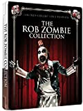 The Rob Zombie Collection Bluray ray Limited Collector's Edition Limited Futurepak Edition 4 Disc-Set Blu-ray steelbook (import) DEVIL'S REJECTS,HALLOWEEN II,House of 1000 Corpses,EL Superbeasto